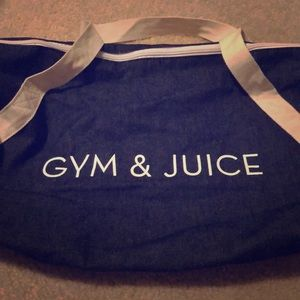 PRIVATE PARTY Gym & Juice bag!